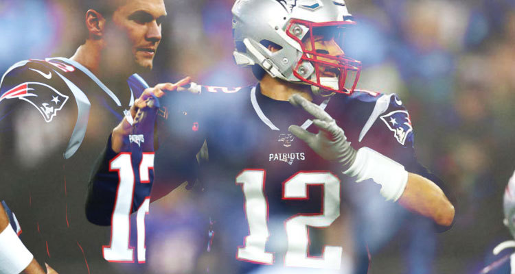 All Time NFL Great Quarterback Tom Brady Pitched himself to the Buccaneers
