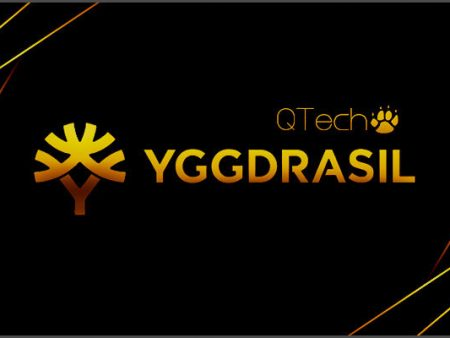 Yggdrasil Gaming Limited content alliance for QTech Games