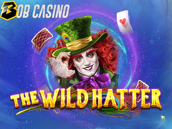 The Wild Hatter Slot Review (Red Tiger)
