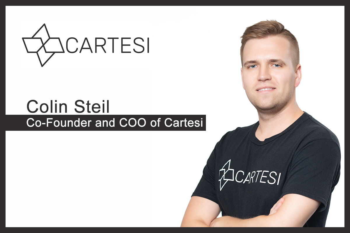 Exclusive Q&A with Colin Steil, Co-Founder and COO of Cartesi