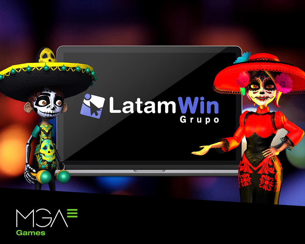 MGA Games and Latamwin to launch a content partnership