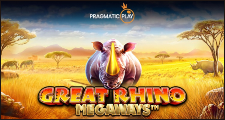 Pragmatic Play Limited extols new Great Rhino Megaways video slot