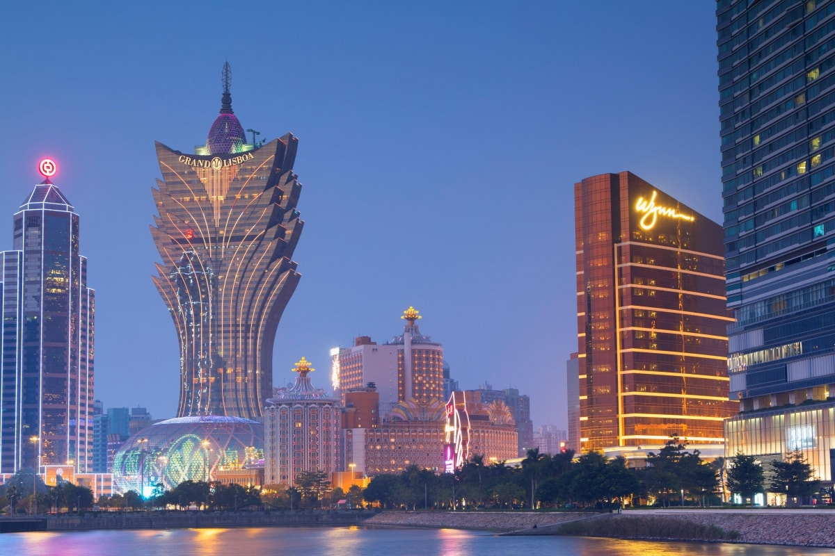 Macau Casino Tables Are Operating at 80% After Weeks of Shut Down