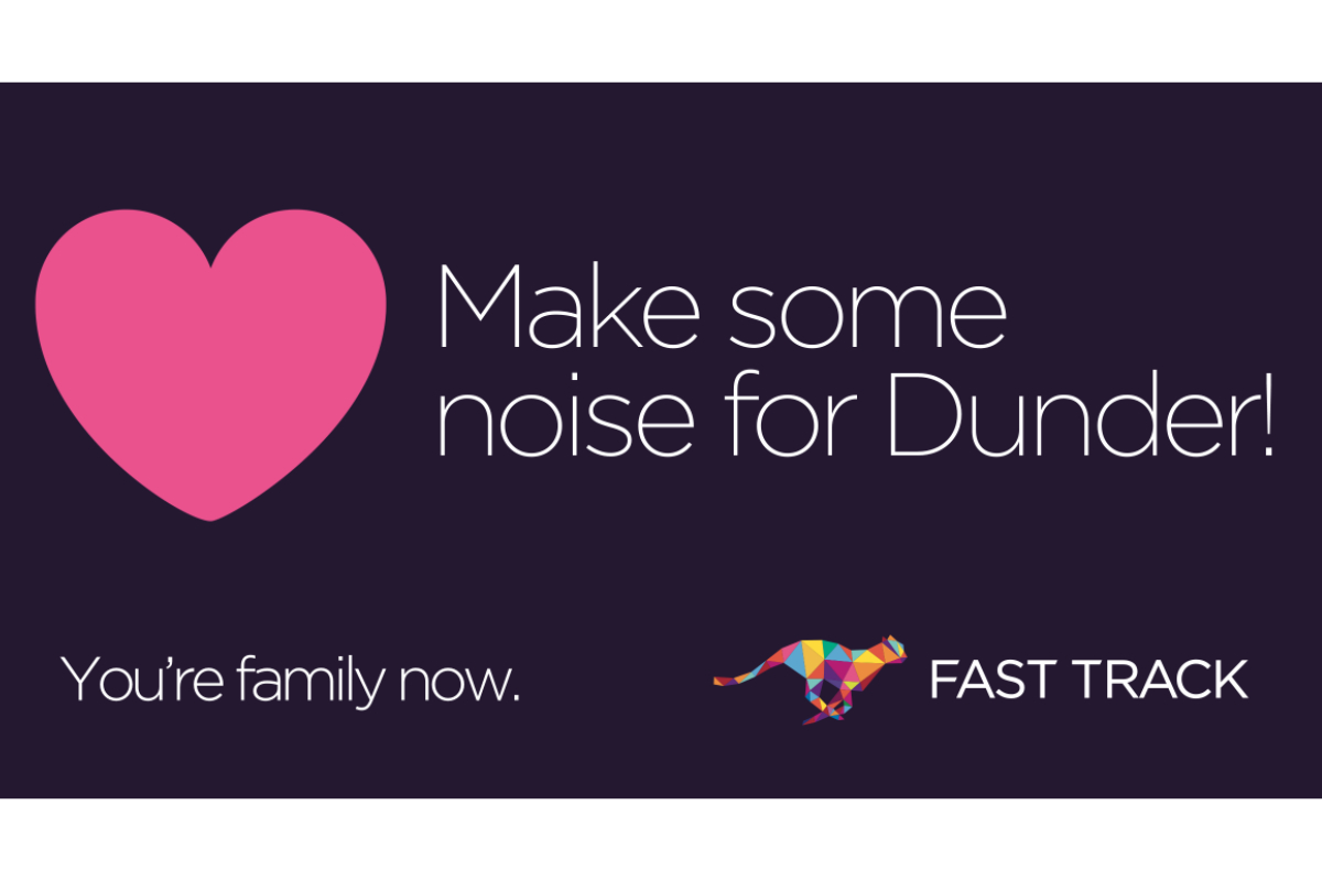 FAST TRACK Signs Deal with Dunder