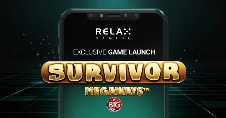 Big Time Gaming announces Survivor online slot game via LeoVegas