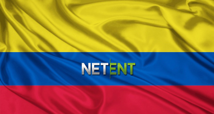 NetEnt games to go live in the regulated market in Colombia via Rush Street Interactive deal