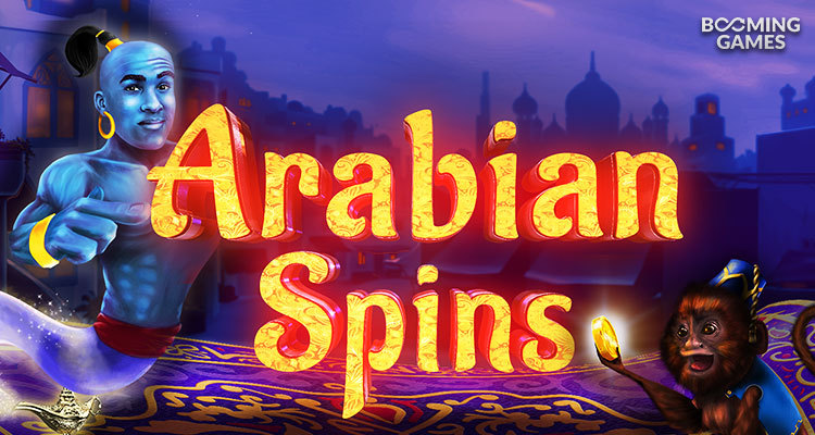 Booming Games takes classic approach with new online slot Arabian Spins