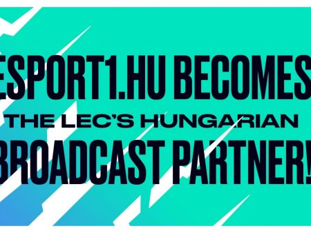 Esport1.hu becomes Hungarian Broadcast Partner of Legends European Championship
