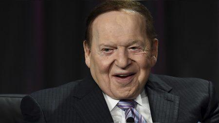 Sheldon Adelson Tops Global Gaming Rich List