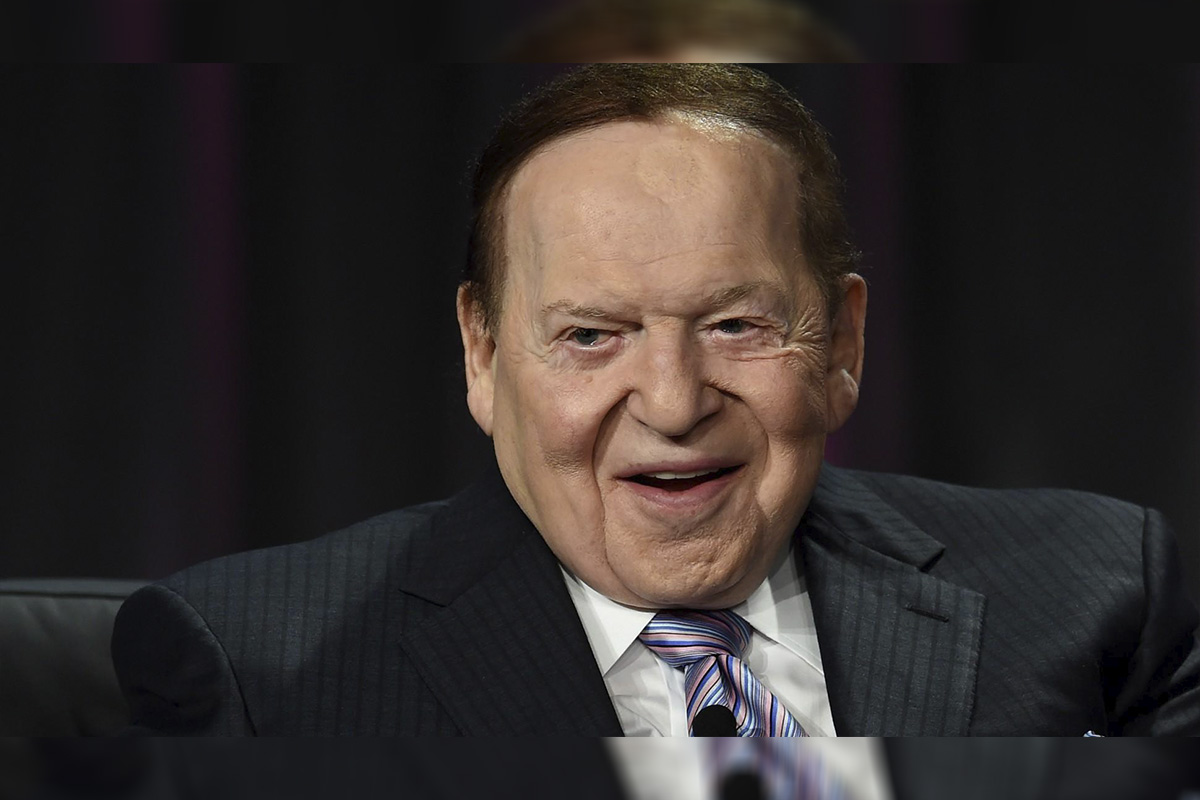 Sheldon Adelson Tops Global Gaming Rich List