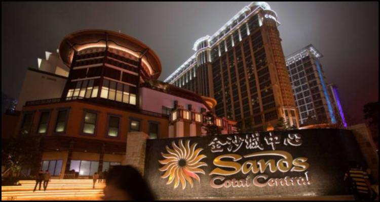 Sands China Limited details coronavirus financial consequences