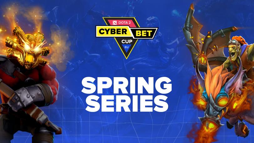 Cyber.Bet Dota 2 Spring Series – Europe