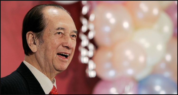 Macau casino tycoon Stanley Ho Hung Sun passes away at the age of 98