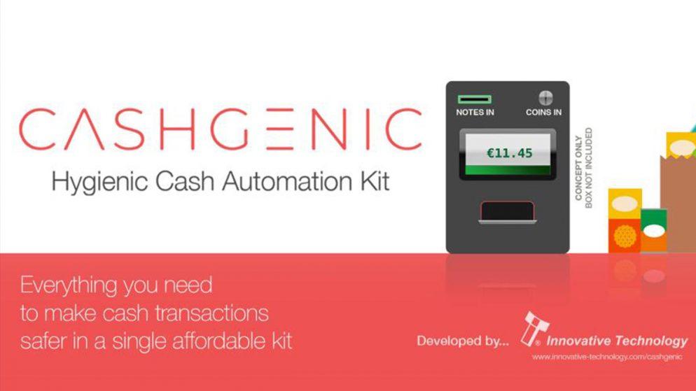 Innovative Technology Launches CashGenic Kit