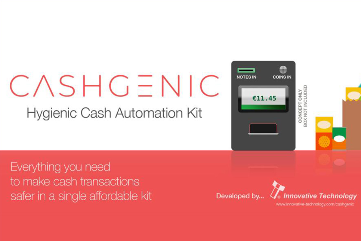 Innovative Technology Launches CashGenic Kit