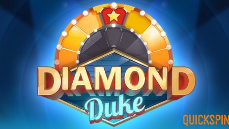 Quickspin keeps it classic with new online slot release Diamond Duke