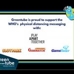 Greentube joins #PlayApartTogether to support WHO's stay-at-home program