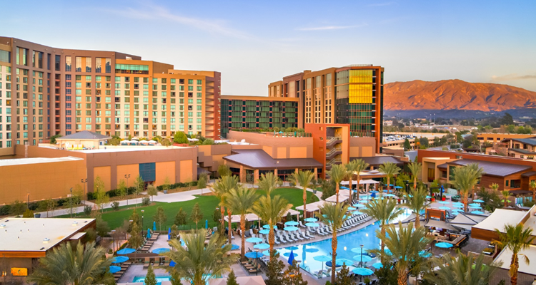 Pechanga Casino Resort looks to reopen in June