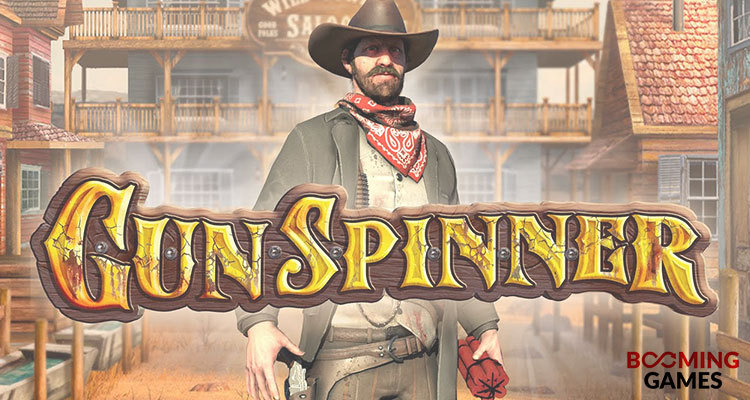 "Booming Games' new video slot GunSpinner has ""huge wins"" potential!"