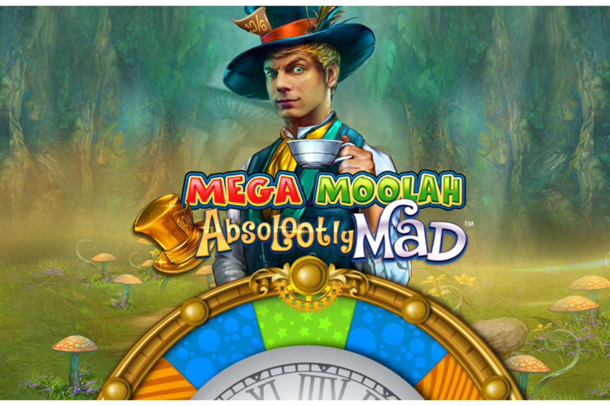 Microgaming Presents Absolootly Mad: Mega Moolah
