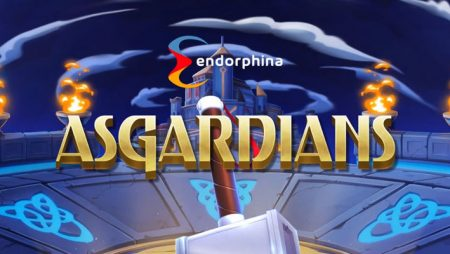 Dive deep into Norse mythology with Endorphina's new online slot Asgardians