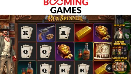 Booming Games release Gunspinner