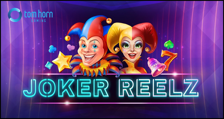 Joker Reelz video slot unveiled by Tom Horn Gaming