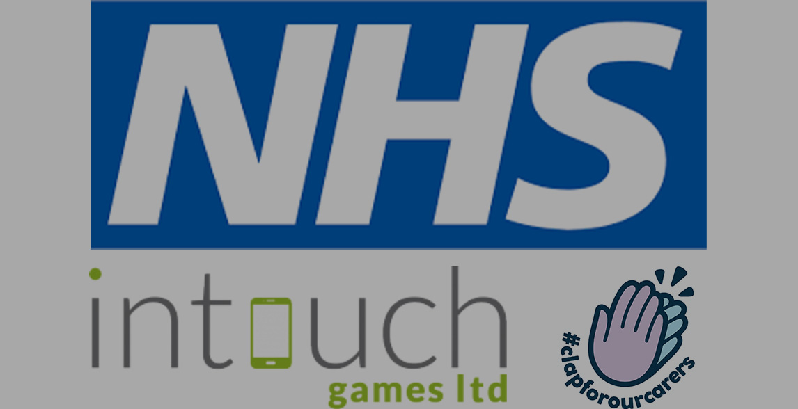 NHS Charity: InTouch Games CEO and Clap for Carers Raise Donations