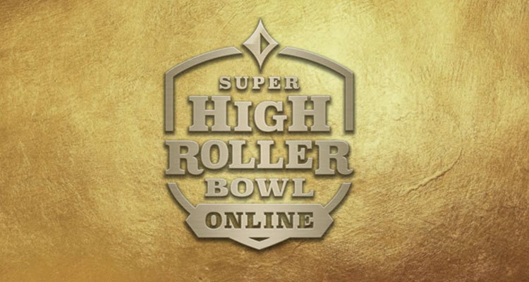 Super High Roller Bowl moves poker tournament to partypoker