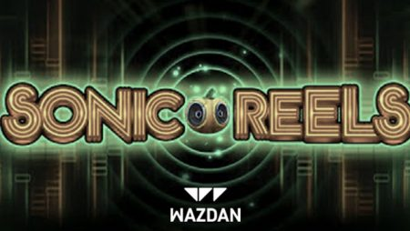 Wazdan's new online slot Sonic Reels pumps up the volume on fun, offering enhanced audiovisual and BIG WINS!