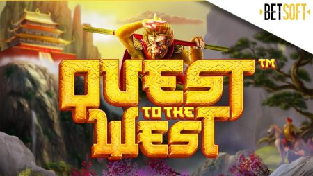 Betsoft Gaming Releases QUEST TO THE WEST