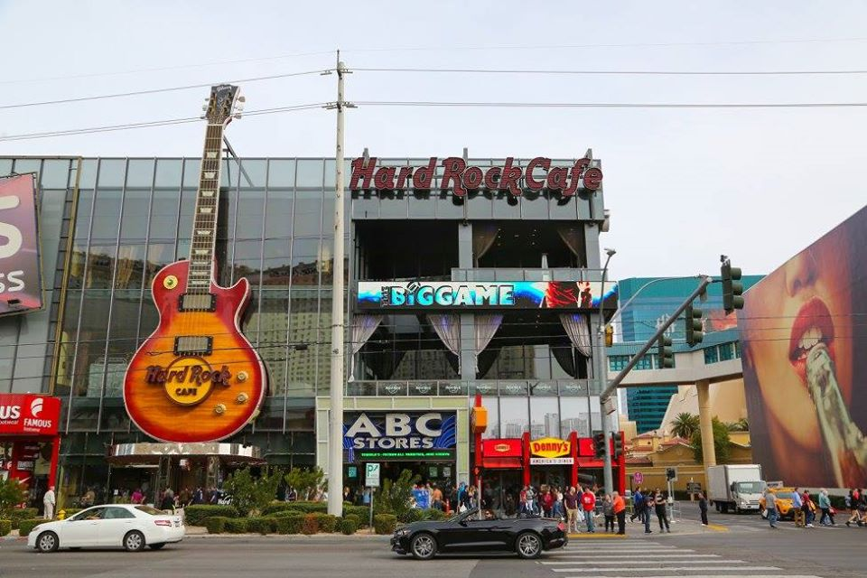 Hard Rock Casino may return to Las Vegas