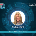 #MBGS2020VE announces Nadiya Attard, Director of Sales at Relax Gaming, among the speakers.