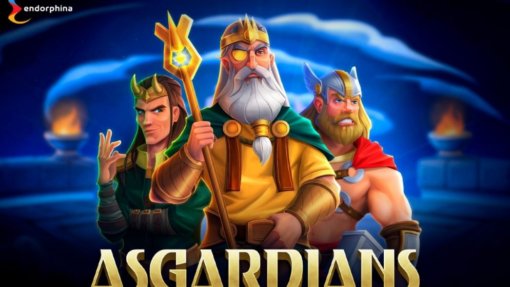 New mighty slot from Endorphina – ASGARDIANS