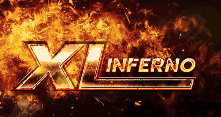 PKO events on the schedule for 888poker XL Inferno