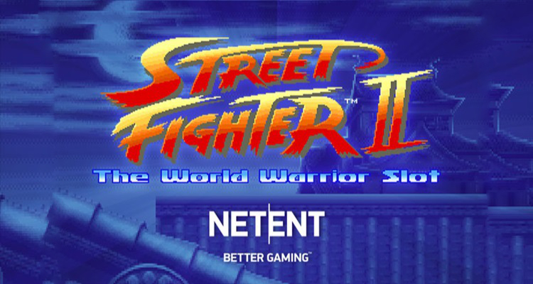 NetEnt adds to its branded titles with new Street Fighter II: The World Warrior Slot