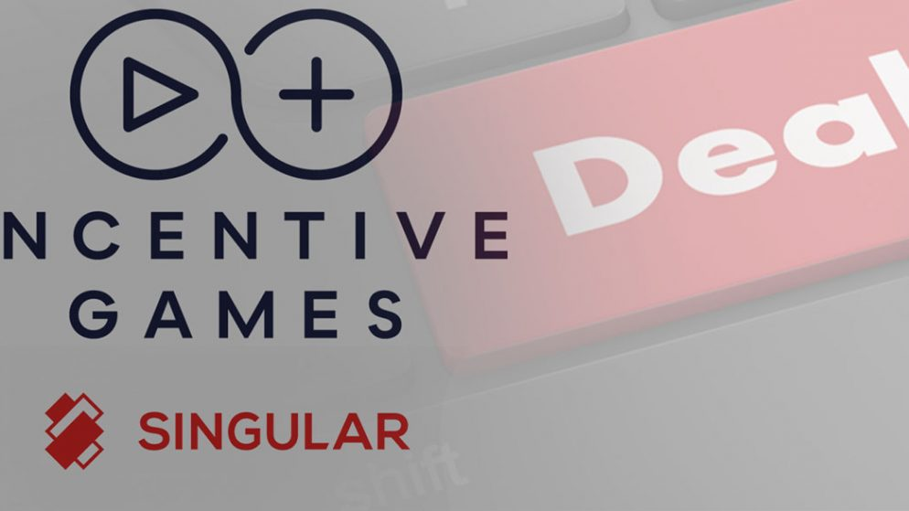 Incentive Games Has Struck a Deal With Singular
