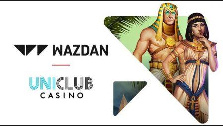Wazdan bringing its portfolio of online video slots to UniclubCasino.lt
