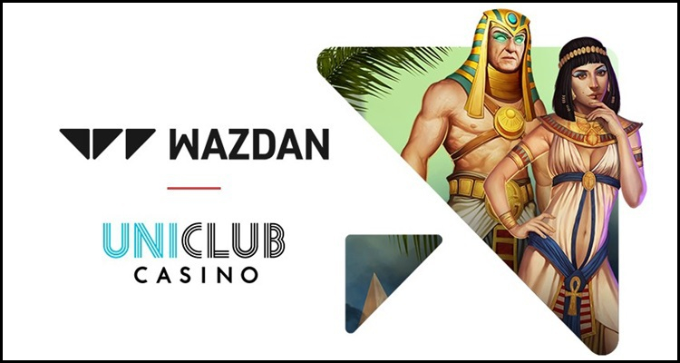 Wazdan bringing its portfolio of online video slots to UniclubCasino.lt