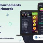 Oryx Gaming unveils Realtime Tournaments and Leaderboards tool
