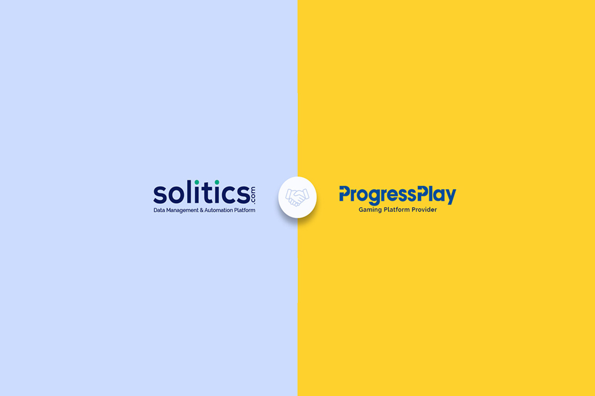 ProgressPlay Signs Deal with Solitics