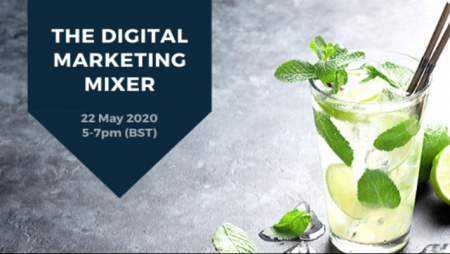 New Digital Marketing Mixer scheduled for May 22nd hosted by Lee-Ann Johnstone