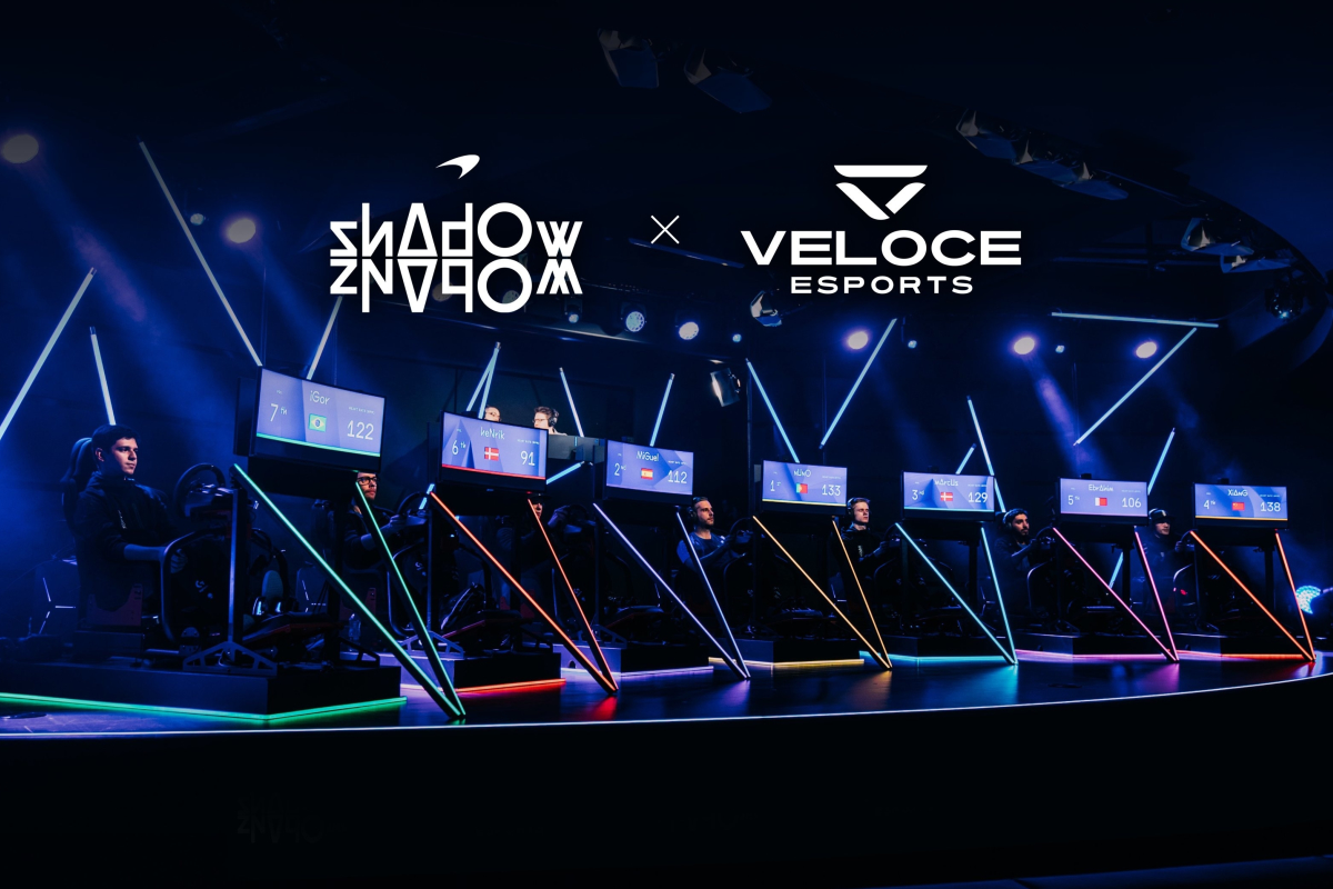 McLaren Racing Partners with Veloce Esports to Expand Global Esports Programme