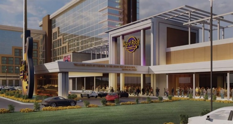 Bristol, Virginia's city council unanimously approves Hard Rock International as preferred casino operator