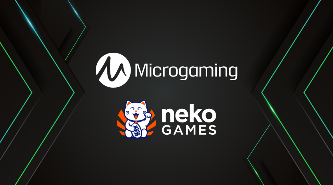 Microgaming Signs Distribution Agreement with Neko Games