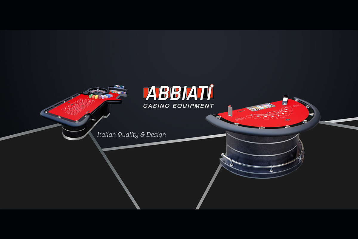 Abbiati Casino Equipment Partners with E-Service