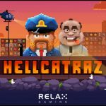Escape from prison with new Hellcatraz video slot from Relax Gaming Limited
