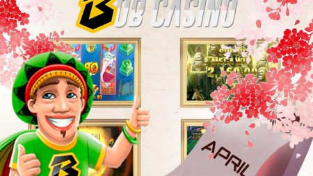 Best New Slot Game Releases from April 2020
