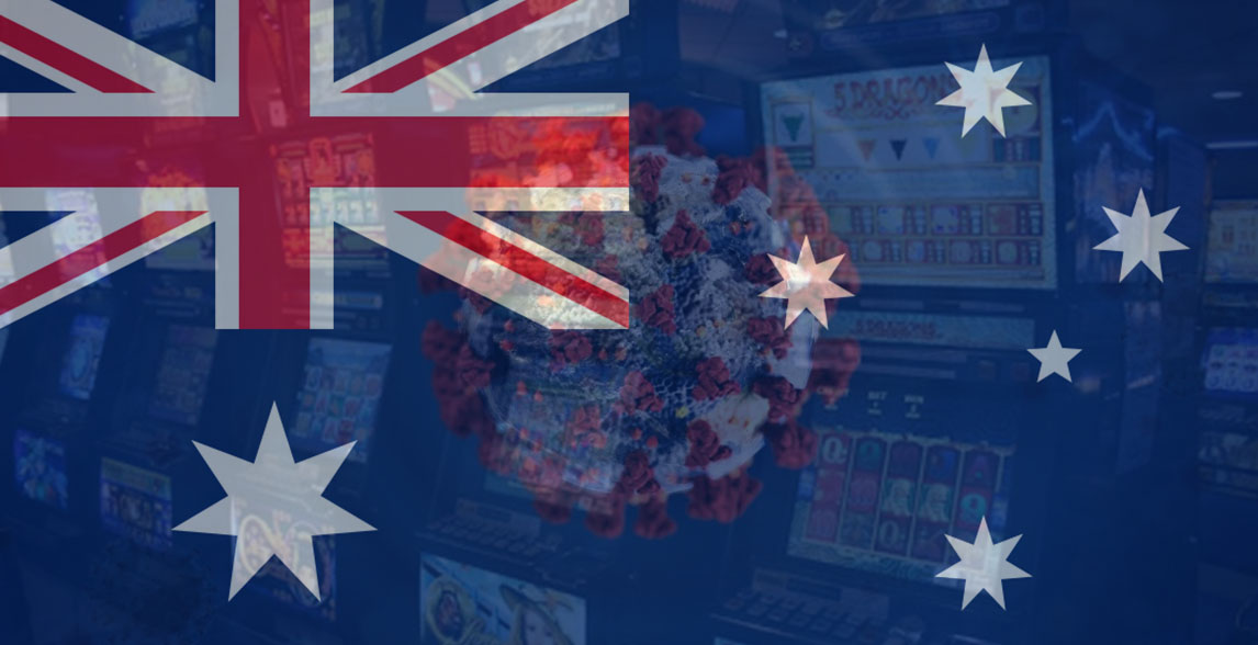 COVID-19 Causes Australian Poker Machines to Lose Up to $1.5 Billion