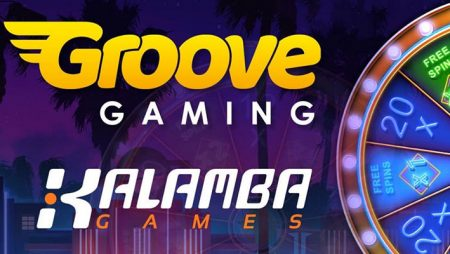 GrooveGaming to add more content thanks to new Kalamba Games partnership